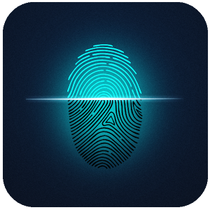 fingerprint-ID theft protection